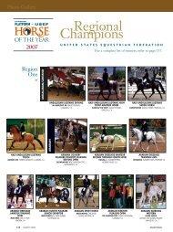 03-08 Regions Gallery.qxd - The United States Equestrian Federation