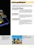 Ausrüstung - GOLOB Erdbau, Abbruch, Recycling, Transport - Seite 5