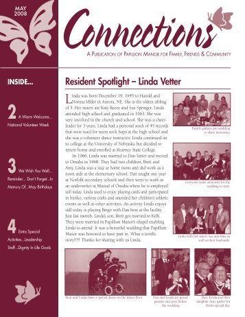 Resident Spotlight – Linda Vetter - Vetter Health Services