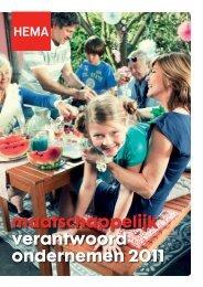 download PDF verslag MVO - Hema