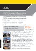VETTER Training Academy 2011 - Vetter GmbH - Page 2