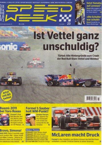 Speedweek - Ausgabe 2010-23 - RS-Sportbilder