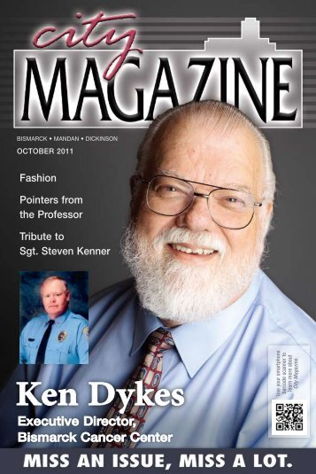 Ken Dykes - City Magazine