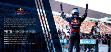 record breaker - Sebastian Vettel