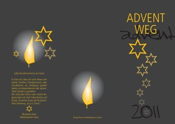 ADVENT WEG