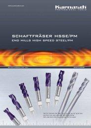Schaftfräser HSSE/PM 23/1 - Grampelhuber GmbH