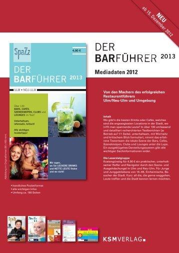 Mediadaten 2012 - KSM Verlag