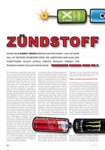 immer mehr energy drinks drängen auf den markt – mal mit ... - Fizzz