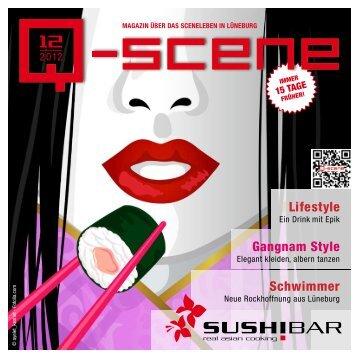 22. Novemr 2012 - Q-Scene