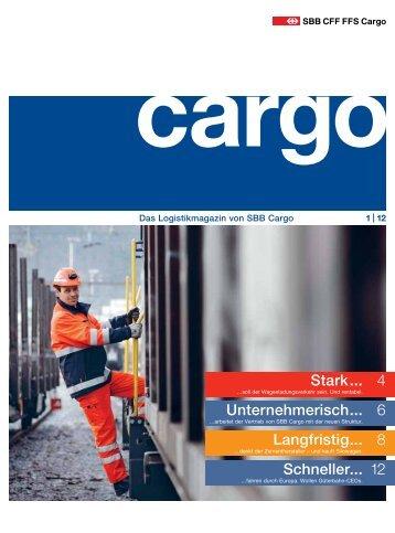KLiPP - SBB Cargo
