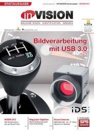 Vision Sensoren - SPS-Magazin