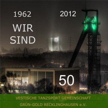 Festschrift - VTG Recklinghausen