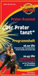 Programmheft Praterrummel.pdf - im Wiener Prater