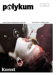 Zeitung der Studierenden an der etH nr. 5/08–09, 13. FeBruar 2009