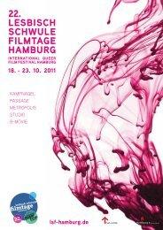 22. LESBISCH SCHWULE FILMTAGE HAMBURG