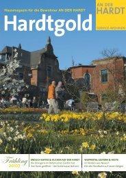 hardtgold /Winter 04 - Service-Wohnen AN DER HARDT
