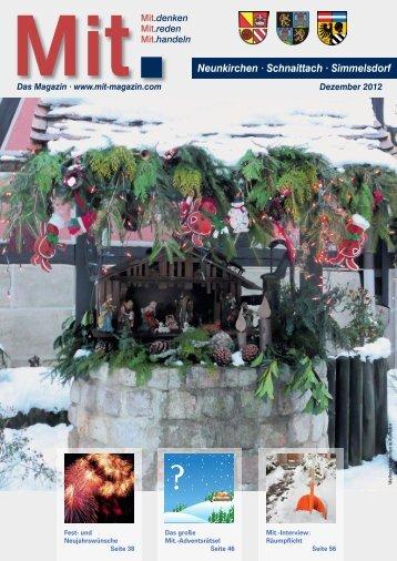 Schnaittach - Mitteilungsblatt