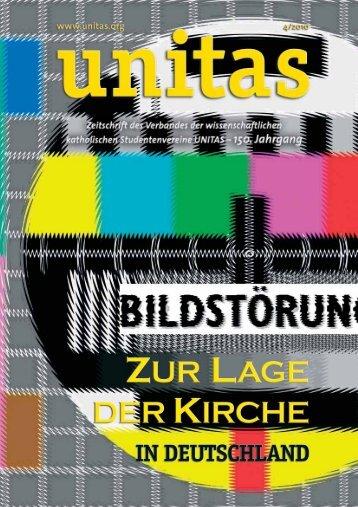 UNITAS-Ausgabe 4/2010
