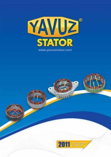 10 556 - Yavuz Stator