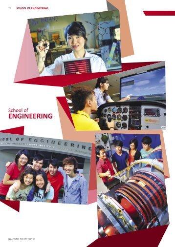 School of Engineering - Nanyang Polytechnic