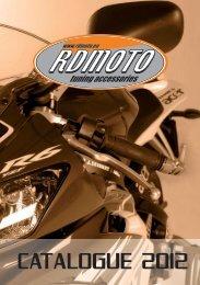 the new catalogue 2012 - RDMOTO Czech Republic