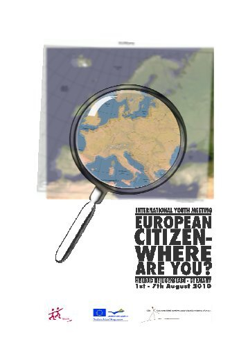 "European Citizen - Where are you?"" Heilbad Heiligenstadt, Germany 1"