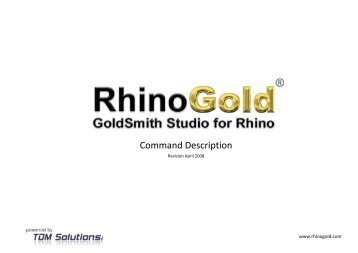 Rhinogold Magazines