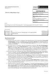 V-0702-2012 Vorlagentext - Münstersche Zeitung