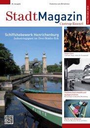 Castroper Brandlöschzug - Stadtmagazin
