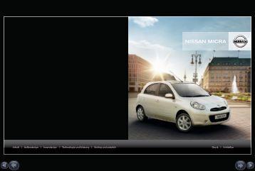 NISSAN MICRA - Autohaus Nitschke GmbH
