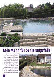 Kein Mann für Sanierungsfälle - SwissBioPool