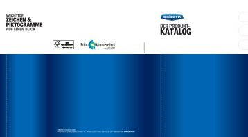 Download: PRO-Katalog als PDF Datei - OSBORN-International