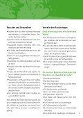 Ziel Nichtrauchen: So können Sie das Rauchen aufgeben - Stop-tabac - Seite 6