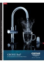 GROHE Red®