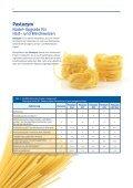 Perfekte Performance für Pasta, Nudeln & Co. - Mühlenchemie ... - Seite 2