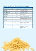 Perfekte Performance für Pasta, Nudeln & Co. - Mühlenchemie ... - Seite 7