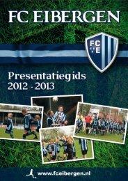 Presentatiegids 2012-2013 - FC Eibergen