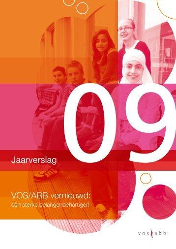 jaarverslag_2009-pdf - VOS/ABB
