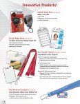 BADGE HOLDERS • LANYARDS • BADGE ... - Security Imaging - Page 2