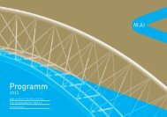 M:AI : Programm 2012