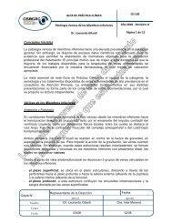 Cli-109 Patología Venosa de los Miembros Inferiores - osecac