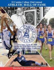 Past Recipients - El Camino College