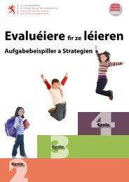Cycle - Ministère de l'éducation nationale et de la formation ...