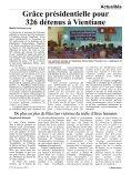 Le festival de l'éléphant 2012 à Xayaboury - Le Rénovateur - Page 7