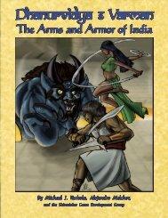 Dhanurvidya & Varman: The Arms and Armor of India
