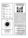 Pfarrblatt Wünnewil/Flamatt/Neuenegg - Pfarrei Wünnewil-Flamatt - Page 7
