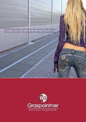 ÖBB Regelteile Gesamtprospekt - BG Graspointner GmbH & Co KG