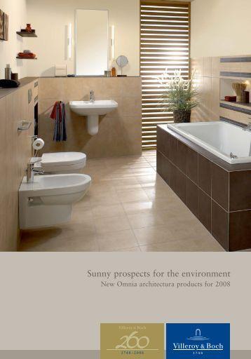 pro architectura villeroy boch. Black Bedroom Furniture Sets. Home Design Ideas