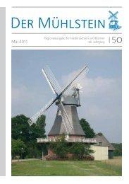 Ausgabe Mai 2011 (PDF) - Mühlenland Niedersachsen