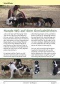 Hundeschule Vermittlung Veranstaltung - Geniushof eV ... - Seite 6